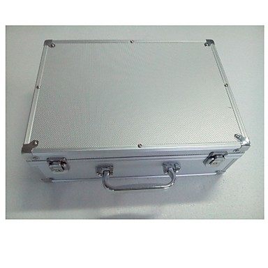 1PCS BaseKey Tattoo Small White Aluminum Box