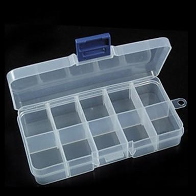 Αποθηκευτικά Κουτιά Πλαστικό μεΧαρακτηριστικό είναι Με Καπάκι , Για Κοσμήματα