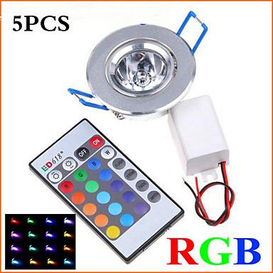 3-Light Spot Light Downlight - LED, 220V / 90-240V / 20-30㎡