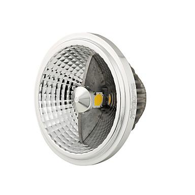 GU10 תאורת ספוט לד MR16 2 COB 1200 lm לבן טבעי דקורטיבי AC 100-240 V חלק 1