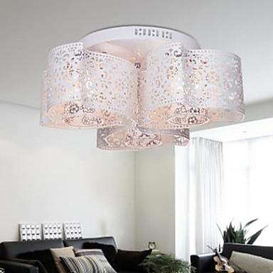 Montagem do Fluxo ,  Contemprâneo Pintura Característica for LED MetalSala de Estar Quarto Banheiro Quarto de Estudo/Escritório Quarto