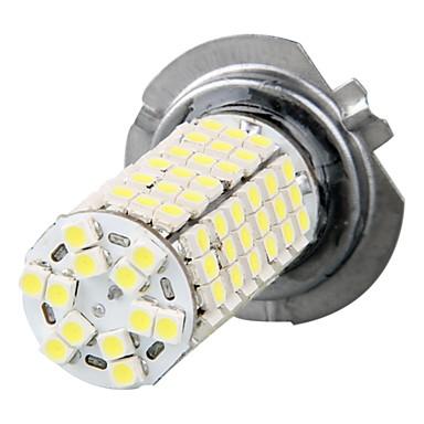 2db autó H7 köd fényszóró izzók lámpa 3528smd fehér 120 led 12v