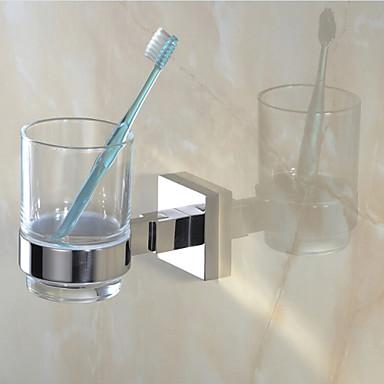 Diş Fırçalık / Ayna Cilalı Paslanmaz Çelik /Çağdaş