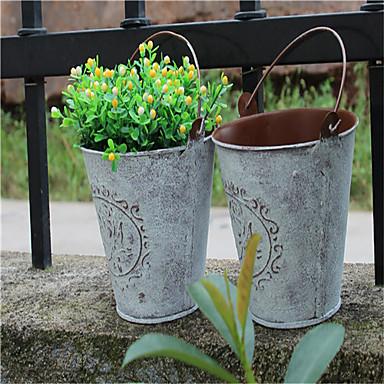 Casas Floral/Botânico Retro Acessórios decorativos