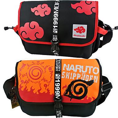Çanta Esinlenen Naruto Cosplay Anime Cosplay Aksesuarları Çanta Makromoleküler Malzeme Naylon Erkek Kadın's yeni
