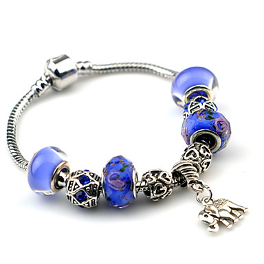 Women's Charm Bracelet Vintage Bracelet Alloy Jewelry Party Daily Casual Costume Jewelry