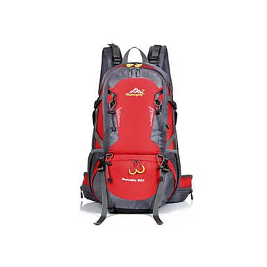 40 L sırt çantası Serbest Sporlar Giyilebilir Nemgeçirmez Terylene FuLang