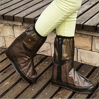 2adet Silgi Ayakkabı Kılıfları Kadın's Tüm Mevsimler Günlük Beyaz Kahverengi Fuşya