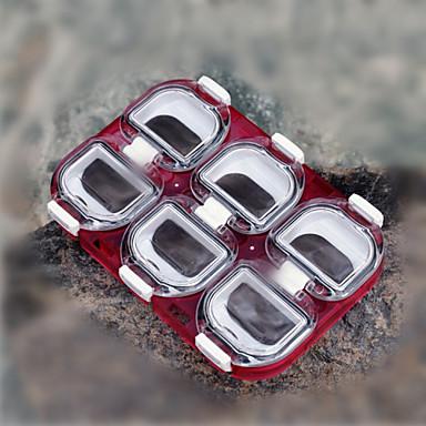 Fiskegrejer Kasser Krok Boks Vanntett 1 Brett Plast 11 1.2