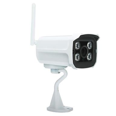 1.0mp 무선 와이파이의 HD 720p의 IP 카메라 ONVIF 야외 보안의 P2P 나이트 비전