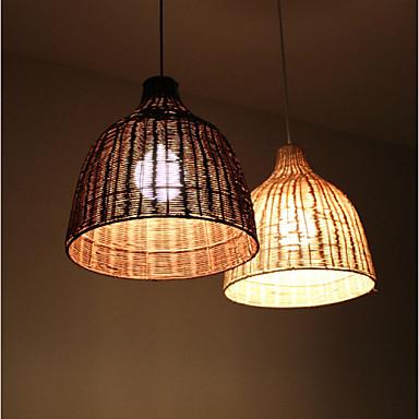 Rústico/Campestre Vintage Retro Lanterna Regional Moderno/Contemporâneo Tradicional/Clássico Luzes Pingente Para Sala de Estar Quarto