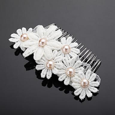 Künstliche Perle / Aleación Haarkämme mit 1 Hochzeit / Besondere Anlässe Kopfschmuck