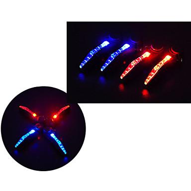 biztonsági világítás LED - Kerékpározás Vízálló Könnyű LR44 15 Lumen AkkumulátorBattery Kerékpározás