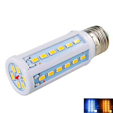 E26/E27 LED-maissilamput T 42 ledit SMD 5730 Koristeltu Lämmin valkoinen Kylmä valkoinen 1650lm 2800-3200/6000-6500K AC 220-240 AC