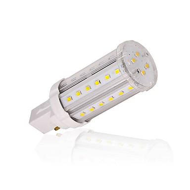 LEDun 100 lm G24 LED klipaste žarulje T 40 LED diode SMD 2835 Ukrasno Toplo bijelo Prirodno bijelo AC 85-265V