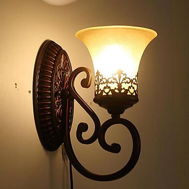 Crystal / LED Zidni svijećnjaci,Moderni / suvremeni E26/E27 Akril