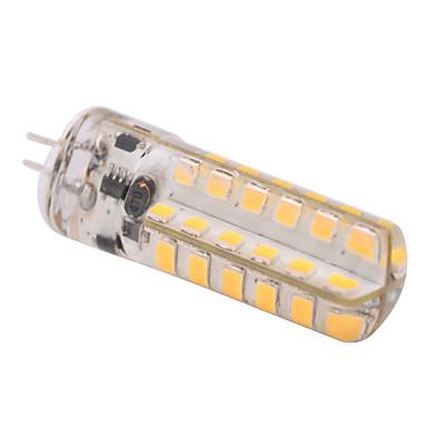 G4 Luminárias de LED  Duplo-Pin T 48 leds SMD 2835 Decorativa Branco Quente Branco Frio 500lm 2800-3200/6000-6500K DC 12 AC 12 AC 24 DC 24