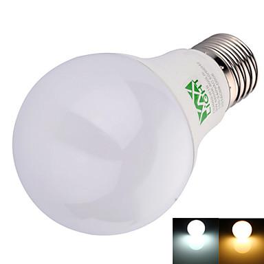 YWXLIGHT® 9W 800 lm E26/E27 LED-pallolamput A60(A19) 22 ledit SMD 2835 Koristeltu Lämmin valkoinen Kylmä valkoinen AC 100-240V