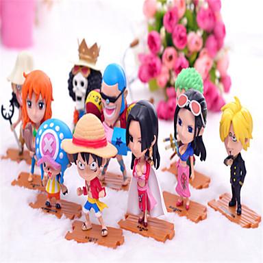 Figuras de Ação Anime Inspirado por One Piece Monkey D. Luffy CM modelo Brinquedos Boneca de Brinquedo
