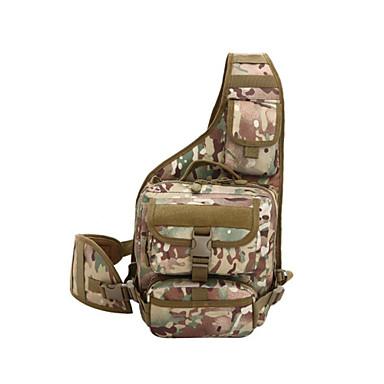 Fulang Outdoor Sports Bag  One Shoulder Bag Tactical Camouflage Pockets SB57