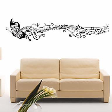Eläimet / Maisema Wall Tarrat Lentokone-seinätarrat,vinyl 57*65cm