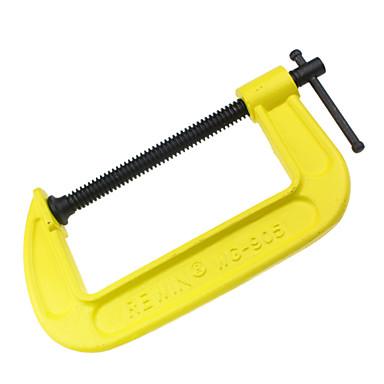 rewin® verktøy duktilt støpejern varmebehandling g-type klemme med 5
