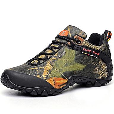 Unisexo Sapatos Pele Lona Primavera Outono par sapatos Tênis Aventura para Atlético Casual Work & Safety Escritório e Carreira Ao ar livre
