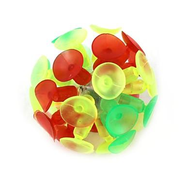 Flash bola ventosa luminescência brinquedo