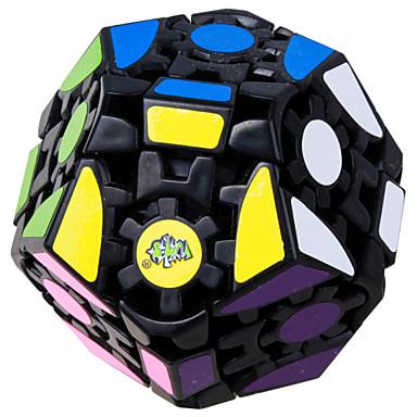 Rubikin kuutio WMS Gear Megaminx Tasainen nopeus Cube Rubikin kuutio Puzzle Cube Professional Level Nopeus Lahja Klassinen ja ajaton