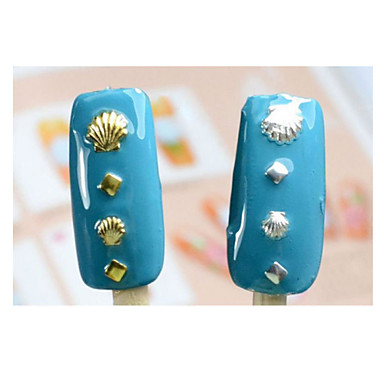 100pcs Nakit za nokte Glitter & Poudre Klasik Lijep Dnevno Klasik Lijep Visoka kvaliteta
