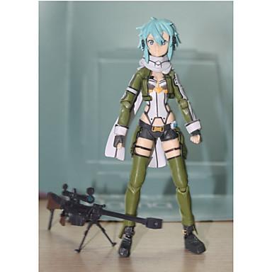 Anime Toimintahahmot Innoittamana Cosplay Cosplay PVC 20 CM Malli lelut Doll Toy