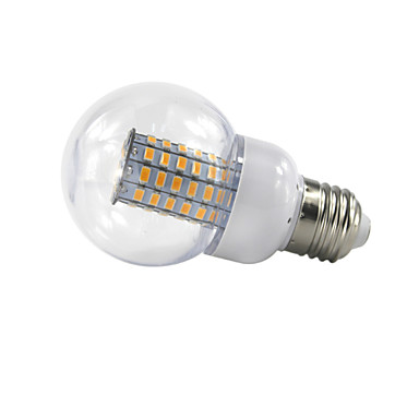 E14 B22 E26 E26/E27 LED-maissilamput T 69 ledit SMD 5730 Lämmin valkoinen Kylmä valkoinen 900lm 3000-6500K AC 85-265V