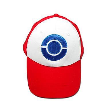 Hut/ Mütze Inspiriert von Pocket Little Monster Ash Ketchum Anime/ Videospiel Cosplay Accessoires Hut Schalenbauweise (Cap) Terylen Herrn