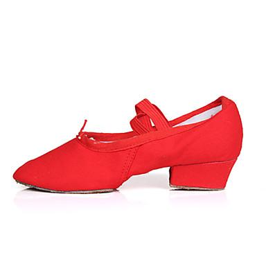 Damen Modern Satin Sneaker Absätze Praxis Schnürsenkel Niedriger Heel Schwarz Rot Rosa 1