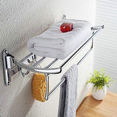 Kylpyhuonehylly Nykyaikainen Ruostumaton teräs 1 kpl - Hotelli kylpy