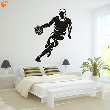 Romanticismo moda sport adesivi murali adesivi aereo da for Adesivi decorativi da parete