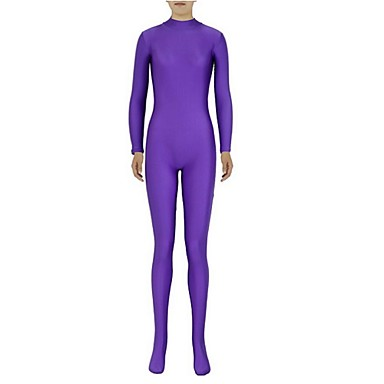 Zentai odijela Ninja Zentai odijela Cosplay Nošnje Cyan Jednobojni Hula-hopke/Onesie Zentai odijela Spandex Lycra Uniseks Halloween