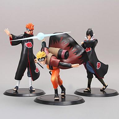 Anime Akcijske figure Inspirirana Naruto Cosplay 19 CM Model Igračke Doll igračkama