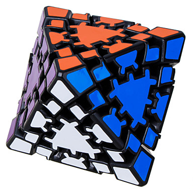 Rubiks kube WMS Alien Utstyr Octahedron Glatt Hastighetskube Magiske kuber Kubisk Puslespill profesjonelt nivå Hastighet Gave Klassisk &