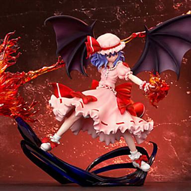 Anime Toimintahahmot Innoittamana Touhou Project Cosplay 10 CM Malli lelut Doll Toy