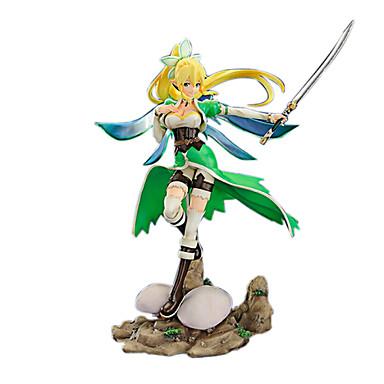 Figuras de Ação Anime Inspirado por Sword Art Online Fantasias PVC 25 CM modelo Brinquedos Boneca de Brinquedo