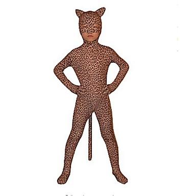 חליפות Zenta רובין הוד Ninja Zentai תחפושות קוספליי הדפס חיות /סרבל תינוקותבגד גוף Zentai ספנדקס לייקרה יוניסקס האלווין (ליל כל הקדושים)