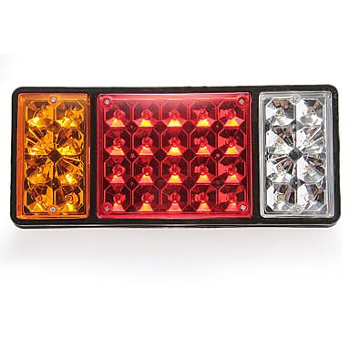 Par svjetiljka, stražnje svjetlo 36led 3 boje DC24V za auto kamion kabanice