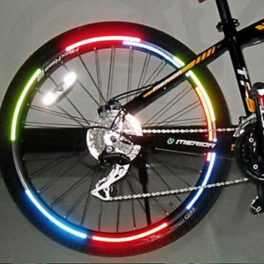 Refklektierendes Band - Radsport Wasserfest Farbwechsel Andere Lumen Radsport