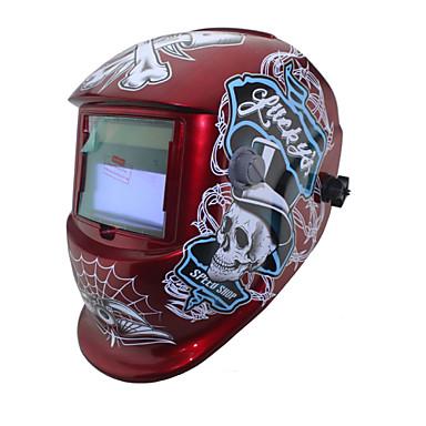 hitsauslaitteet merirosvo aurinko li akku auto tummuminen tig mig puikkohitsauksessa maskin / kypärät / cap / silmälasit / silmät naamio