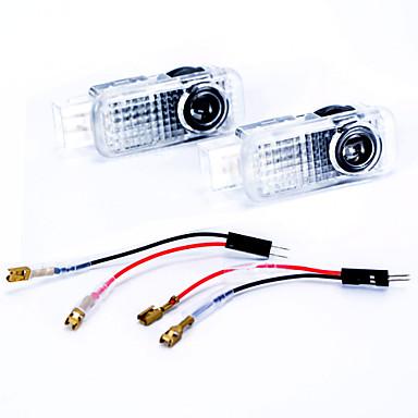 2pcs Automobil Žarulje 3W 450lm 2 LED vanjska rasvjeta