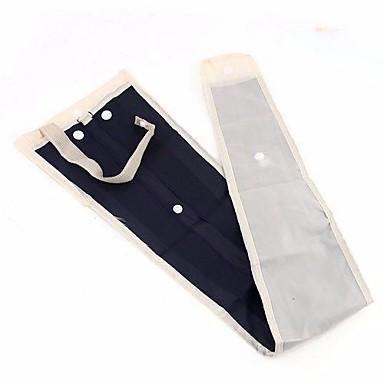 מטריית מכונת ziqiao קובעת כיסוי גג עמיד למי מכונת קיפול שקית מטרייה יכול מטריית אחסון 3