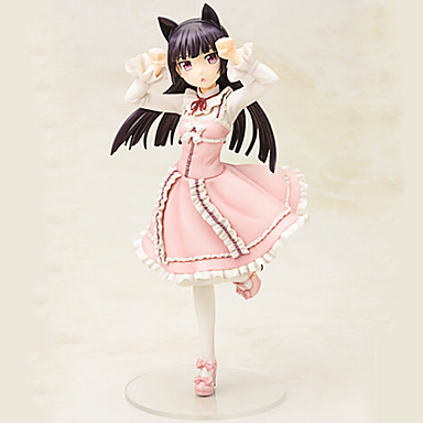 Figuras de Ação Anime Inspirado por Fantasias Fantasias PVC 14 CM modelo Brinquedos Boneca de Brinquedo