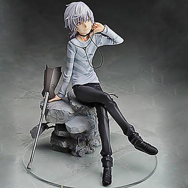 Andre Accelerator 17CM Anime Action Figurer Modell Leker Doll Toy