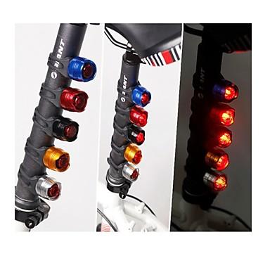 Luz Traseira Para Bicicleta - Ciclismo Impermeável Outro / CR2032 200lm Lumens Bateria Ciclismo